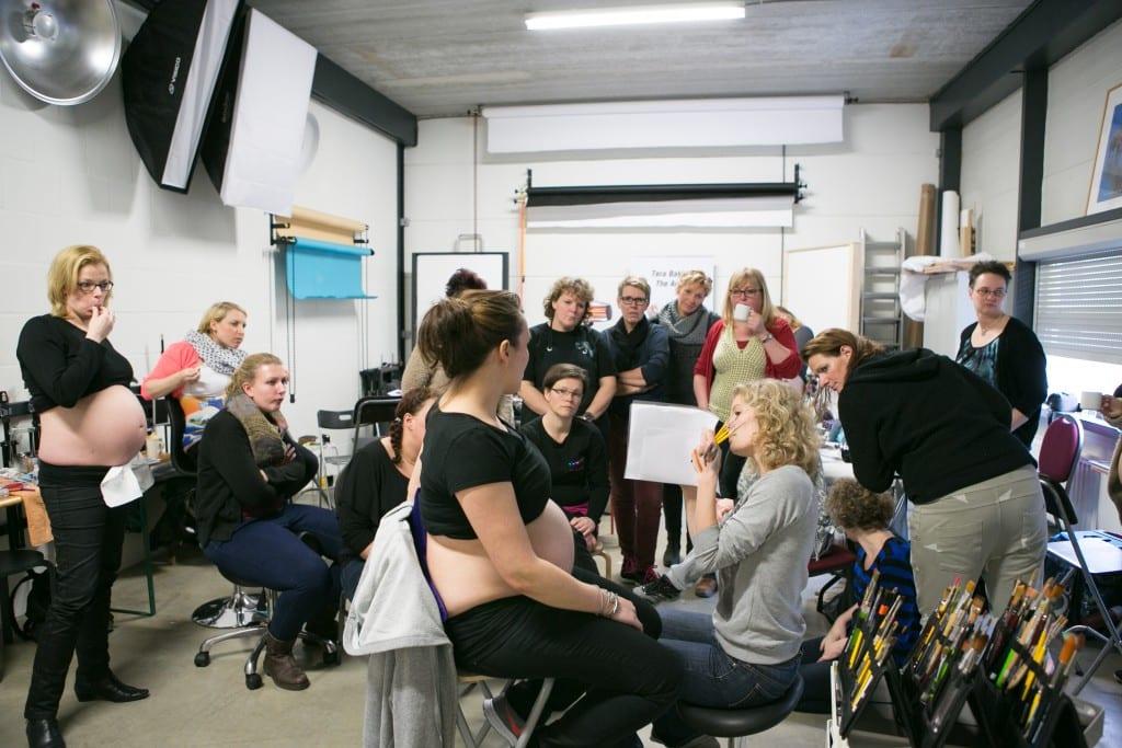 Workshop Tera Bakker