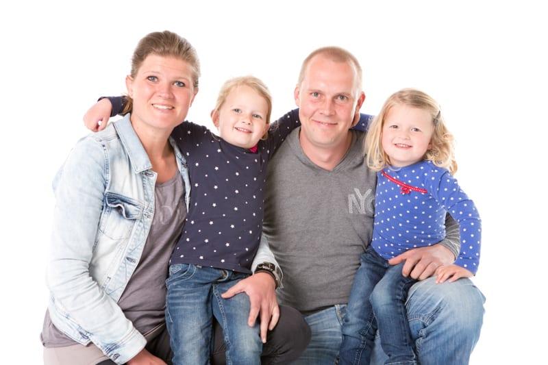 Familieshoot UitjedakFotografie Nieuwegein