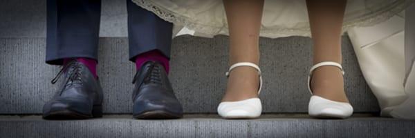 Trouwreportage bruidsschoenen, fotoshoot UitjedakFotografie Nieuwegein, Utrecht