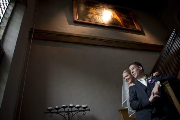 Trouwreportage, trouwfotograaf, fotografie kasteel UitjedakFotografie Nieuwegein, Utrecht